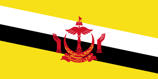 Bandeira do Brunei