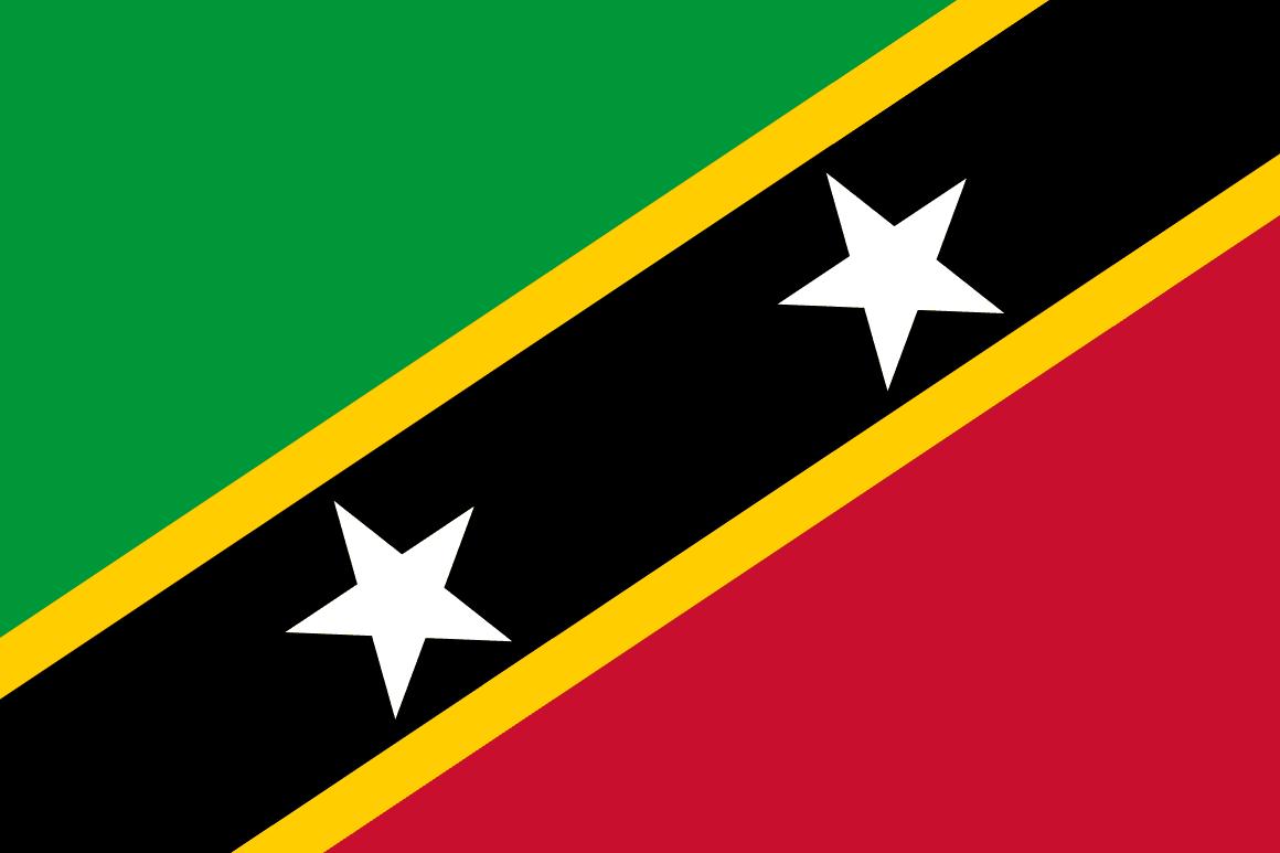 St. Kitts flag