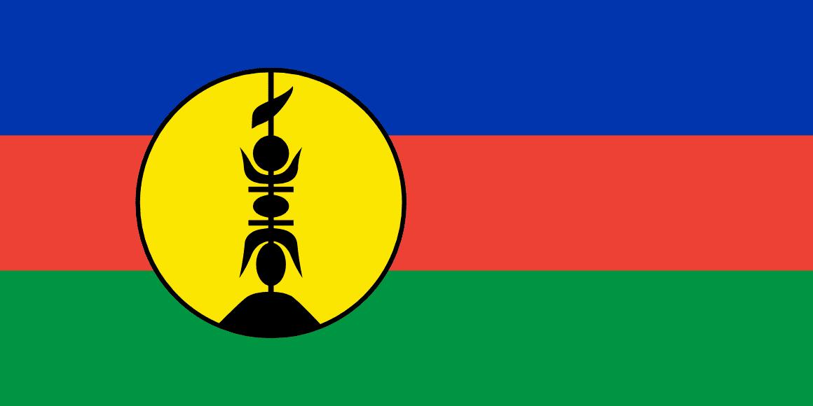 New Caledonia flag