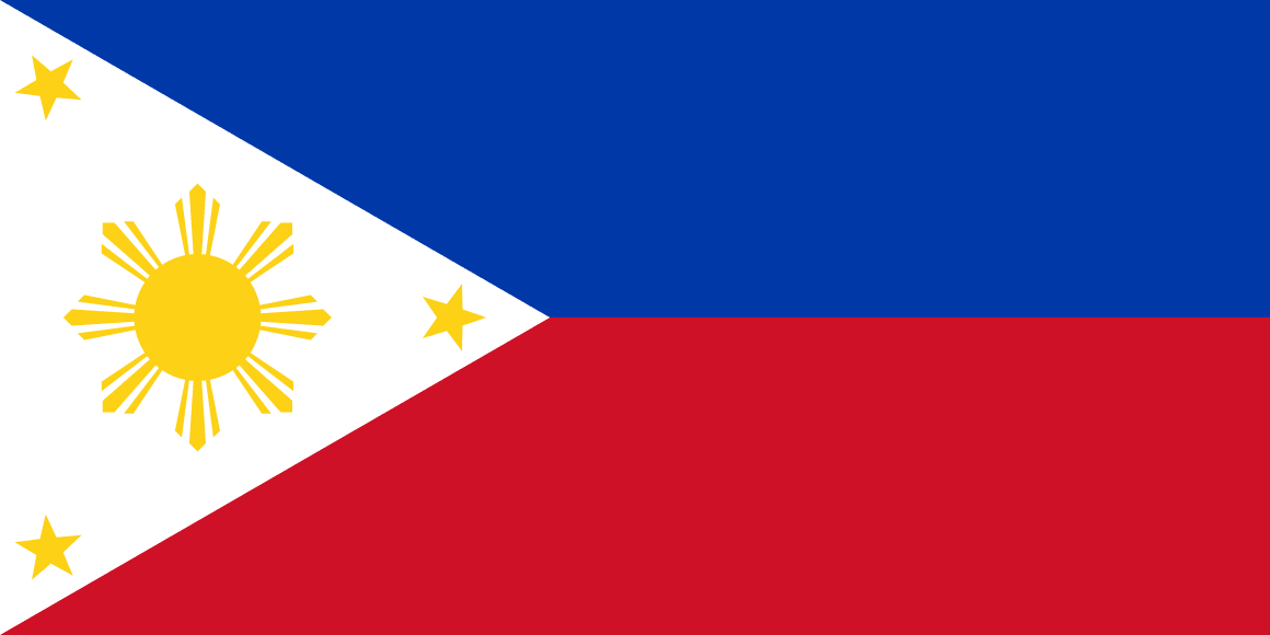 Philippines The flag