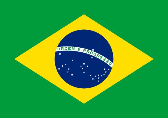 Resultado de imagen de bandera brasil