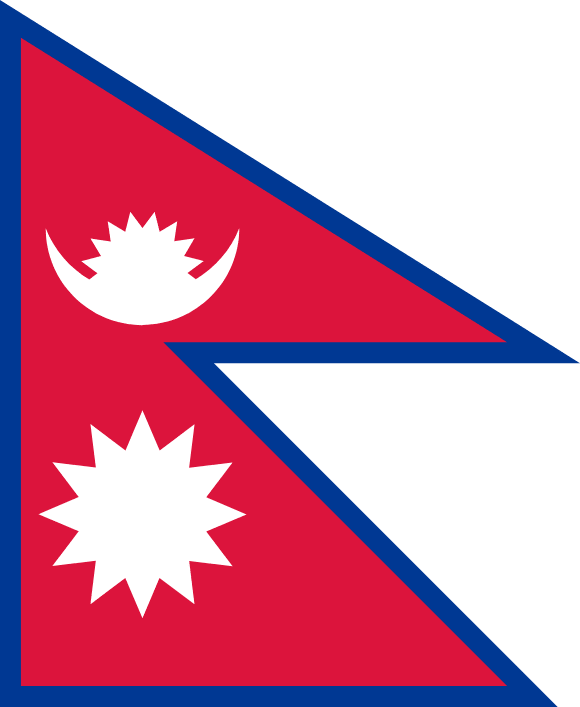 Image result for nepal flag