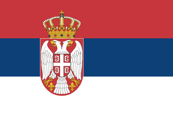 Image result for SERBIA FLAG SMALL