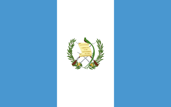 Resultado de imagen de bandera GUATEMALA