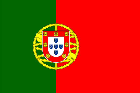 Resultado de imagen de bandera portugal